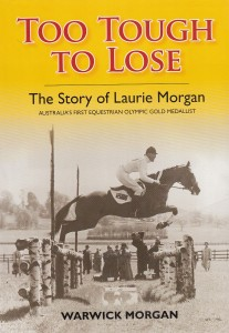 Too tough to lose: The story of Laurie Morgan